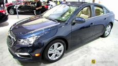 2015 Chevrolet Cruze Diesel at 2014 New York Auto Show