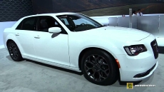2015 Chrysler 300 S AWD at 2014 Los Angeles Auto Show