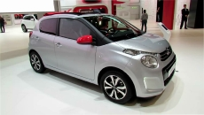 2015 Citroen C1 at 2014 Geneva Motor Show
