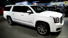 2015 GMC Yukon XL Denali at 2013 Los Angeles Auto Show