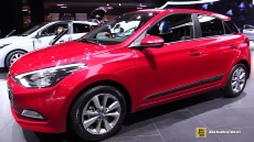 2015 Hyundai i20 at 2014 Paris Auto Show