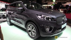 2015 KIA Sorento AWD at 2014 Paris Auto Show