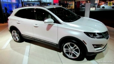 2015 Lincoln MKC AWD at 2013 Los Angeles Auto Show