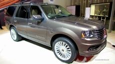 2015 Lincoln Navigator at 2014 Toronto Auto Show