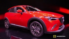 2016 Mazda CX-3 at 2014 Los Angeles Auto Show