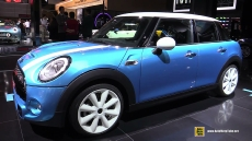 2015 Mini Cooper 5-Door S Diesel at 2014 Paris Auto Show