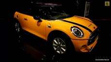 2015 Mini Cooper S Hardtop at 2013 Los Angeles Auto Show