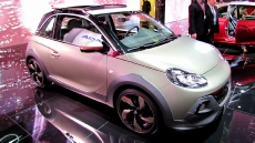 2015 Opel Adam Rocks at 2014 Geneva Motor Show