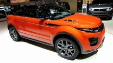 2015 Range Rover Evoque Autobiography Dynamic at 2014 Geneva Motor Show