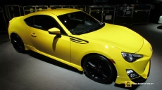 2015 Scion FR-S Release Series 1.0 at 2014 New York Auto Show