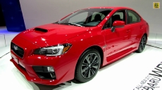 2015 Subaru WRX at 2013 Los Angeles Auto Show