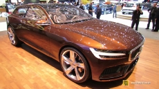 2015 Volvo Estate Concept at 2014 Geneva Motor Show
