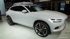 2015 Volvo XC Coupe Concept at 2014 Detroit Auto Show