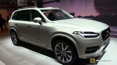 2015 Volvo XC90 T6 at 2014 Paris Auto Show