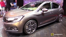 2016 Citroen DS4 at 2015 Frankfurt Motor Show