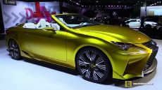 2016 Lexus LF-C2 Concept at 2014 Los Angeles Auto Show