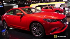2016 Mazda 6 Grand Touring at 2014 Los Angeles Auto Show