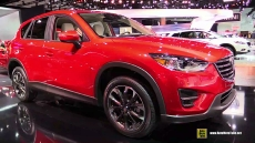 2016 Mazda CX-5 Grand Touring AWD at 2014 Los Angeles Auto Show