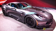 2017 Chevrolet Corvette Grand Sport at 2016 Geneva Motor Show