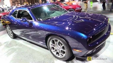 2017 Dodge Challenger GT AWD at 2017 Detroit Auto Show