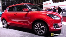 2017 Suzuki Swift at 2017 Geneva Motor Show