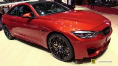 2018 BMW M4 at 2017 Geneva Motor Show