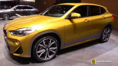 2018 BMW X2 at 2018 Geneva Motor Show