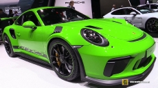 2018 Porsche 911 GT3 RS at 2018 Geneva Motor Show